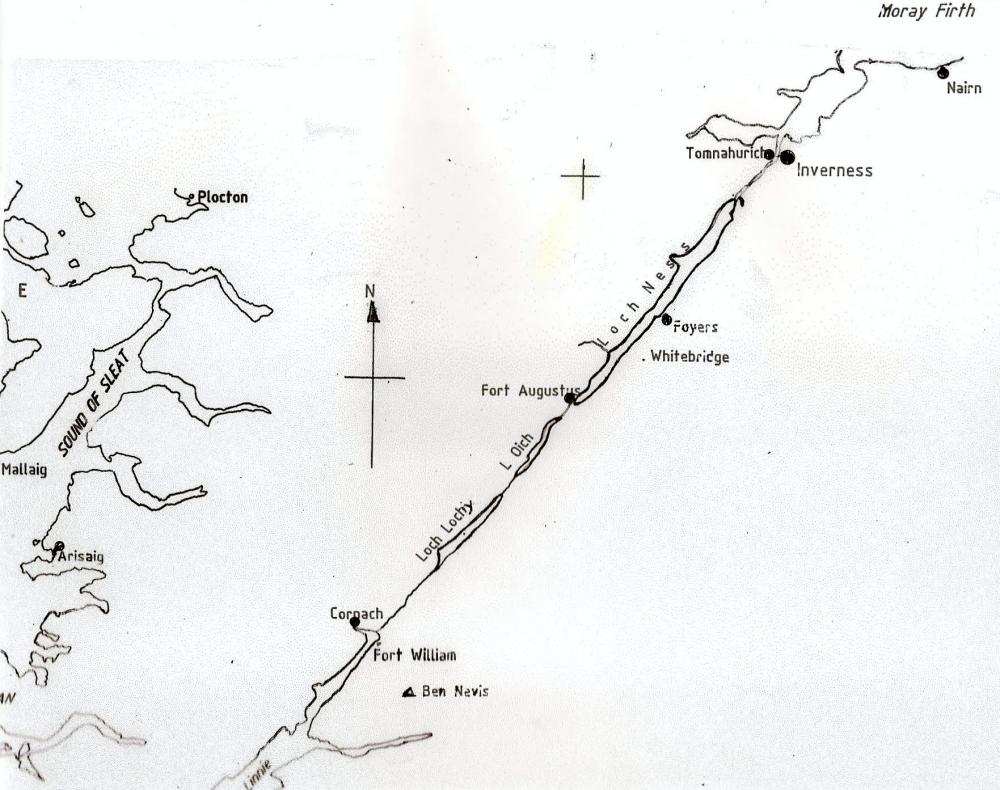 Transit of the Great Glen (2/6)