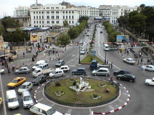 Landlocked in Algeria (2/6)