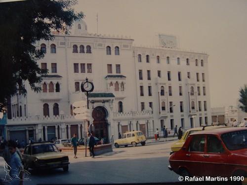 Landlocked in Algeria (1/6)