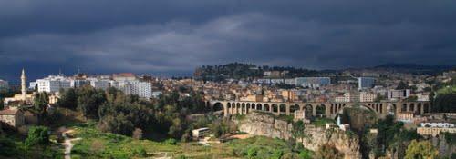 Landlocked in Algeria (4/6)