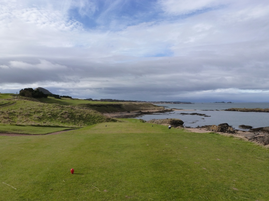 The 13th green from the tee (Chapter 62)
