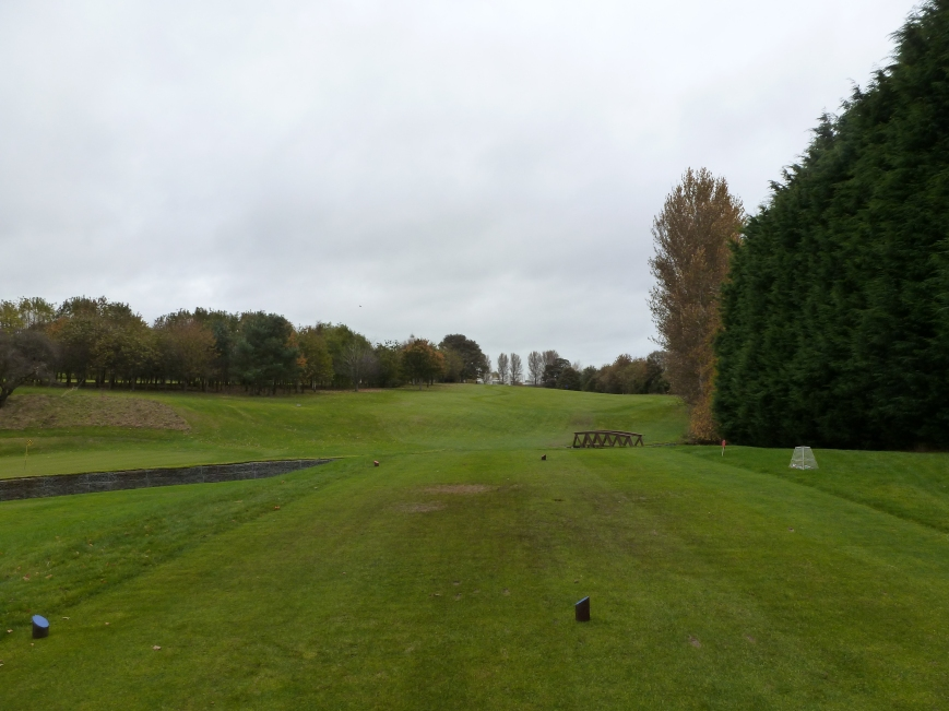 5th fairway from the tee (Chapters 6 & 7)