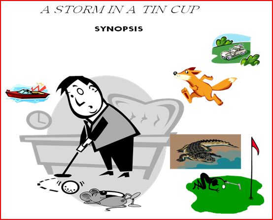 A Storm in A Tin Cup